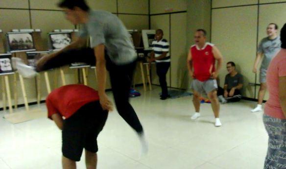 Algumas aulas de Educação, Corpo e Movimento no curso de Pedagogia da UFSCar campus Sorocaba.